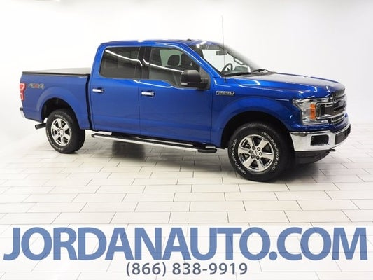 2018 Ford F 150 Xlt In Mishawaka In South Bend Ford F 150