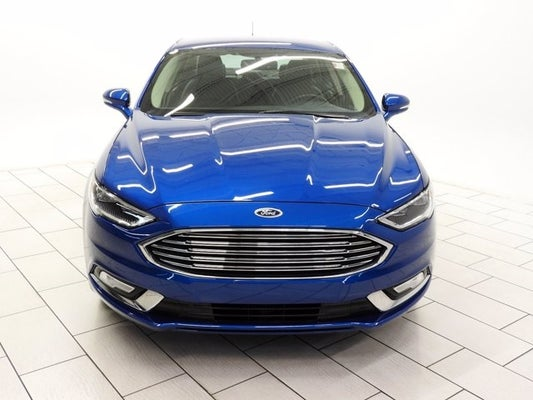 2017 Ford Fusion Se In Mishawaka In South Bend Ford Fusion