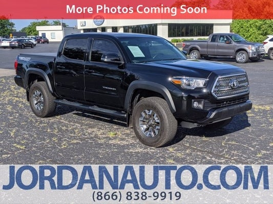 2017 Toyota Tacoma Trd Off Road In Mishawaka In South Bend