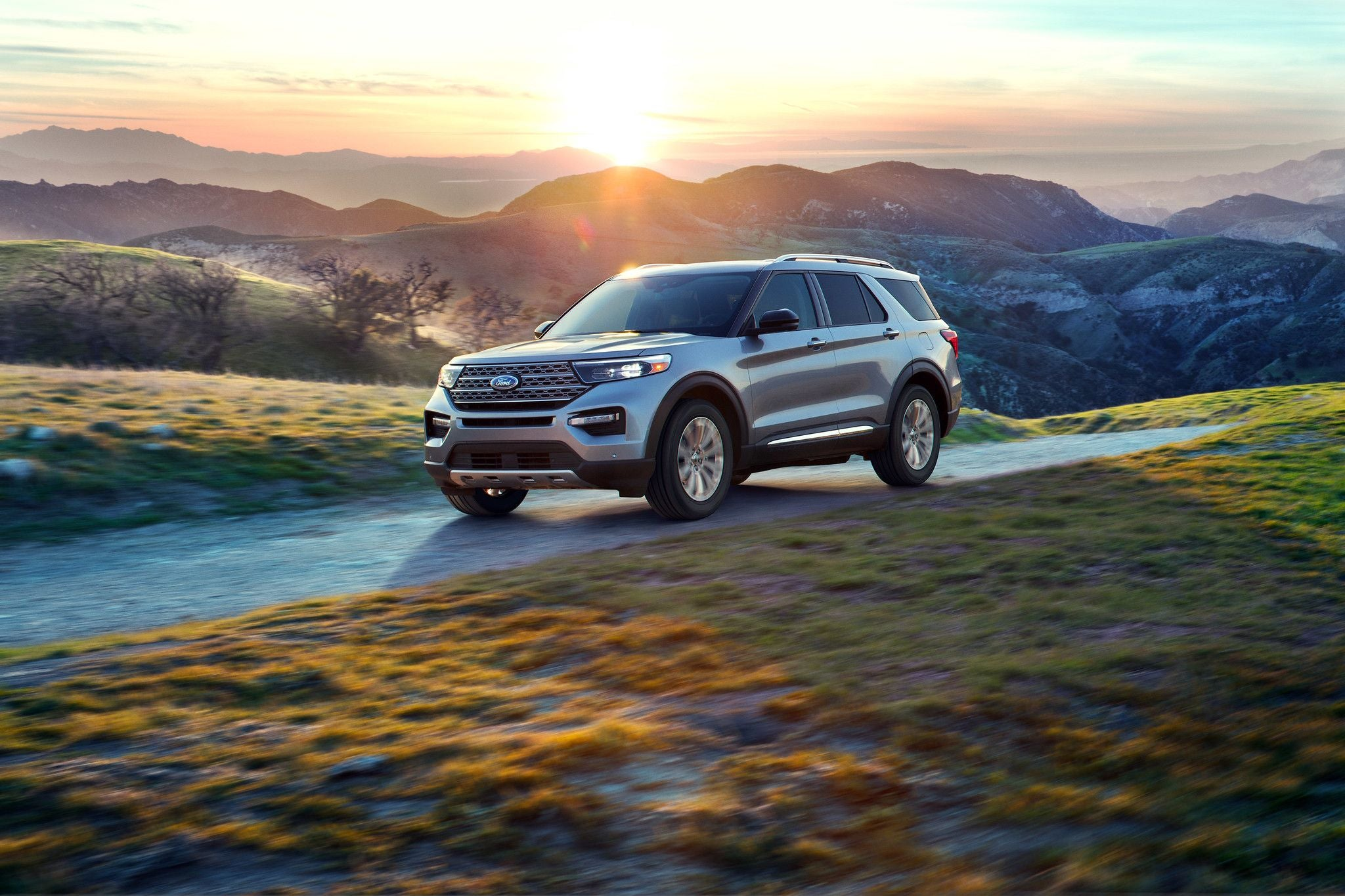 2020 Ford Explorer Spotlight Jordan Ford Mishawaka In